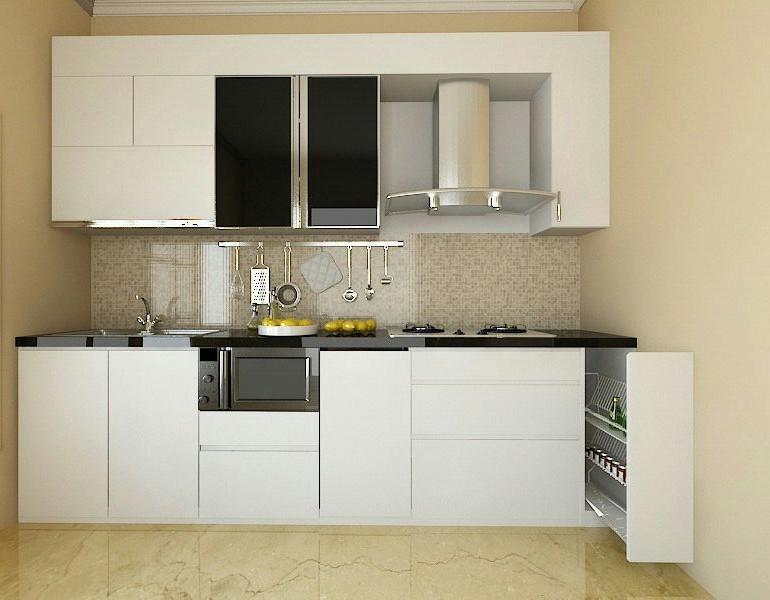 Desain kitchen set murah tangerang selatan for Harga pembuatan kitchen set